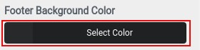 select footer background color